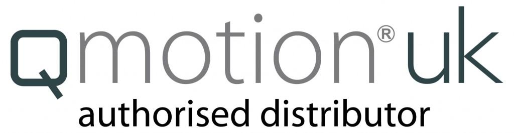 QMotion battery powered roller blinds