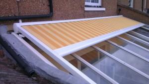 Markilux 8800 conservatory awning