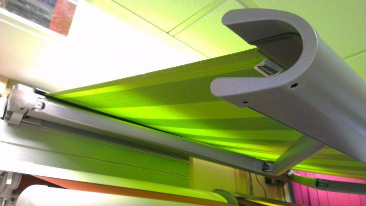 Markilux 990 awning display