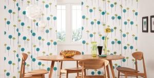 Panel blinds in PomPom