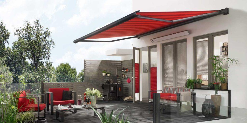 Markilux patio awning