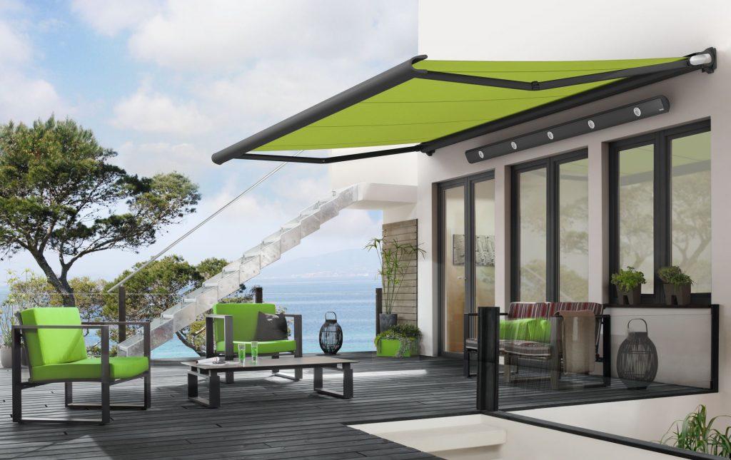 Markilux 990 patio awning
